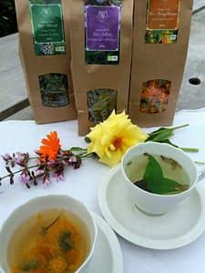 Die Kunst des Teemachens