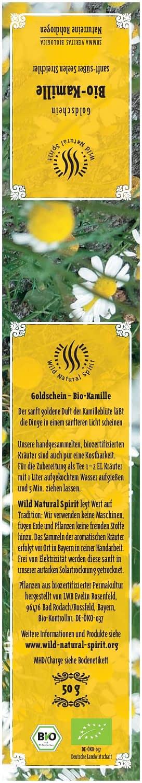 Bio Kamille Kräutertee