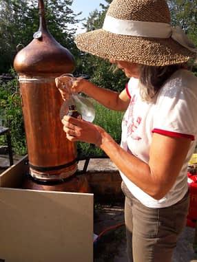 Praxiswoche Destillation bei Wild Natural Spirit