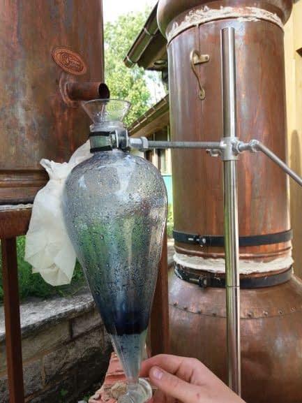 Die Kunst des Destillierens