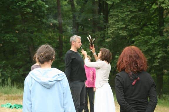 Seminar Räuchern und Ritualgestaltung